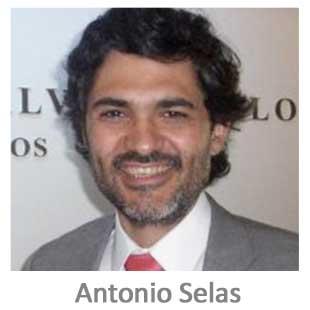 Antonio Selas