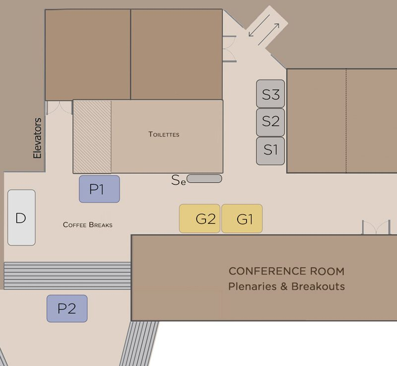 IMTC BRASIL 2016-Trade Fair Layout
