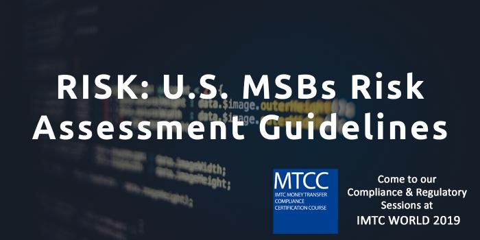 investment advisor aml program for msb